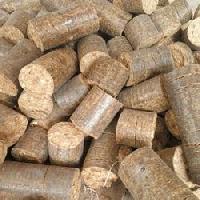 Biomass Briquettes Fuel