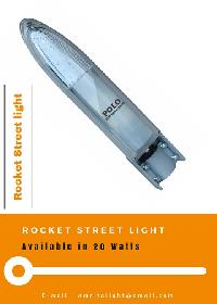 LED Rocket Street Light