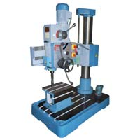 Auto Feed Radial Drilling Machines