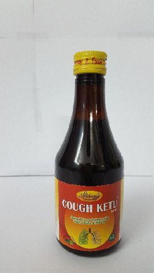 Lekhsons Cough Ketu Syrup