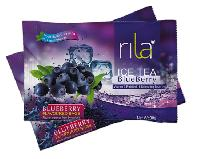 Rila Iced Tea Blueberry