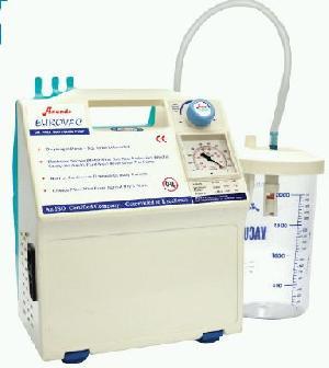 HI-VAC-24464 EUROVAC Portable Suction Machine