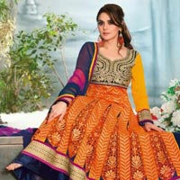 Embroidered Readymade Ladies Dresses