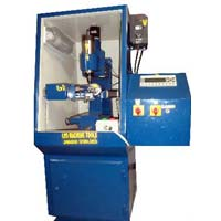 4 Axis Plc Based Round Ball Cutting Machine