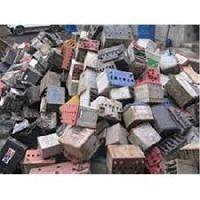 Drained Lead Acid Battery Scrap