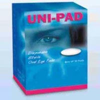 Disposable Sterile Non Adherent Oval Eye Pads