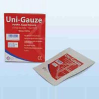 Paraffin Gauze Dressing Pack