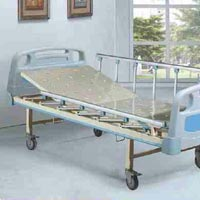 Single Crank Manual Medical Bed