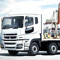 Mitsubishi Trucks