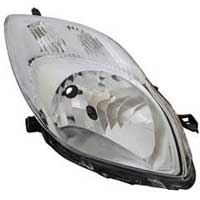Yaris Head Lamp
