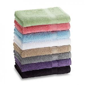 Premium Cotton Color Towel