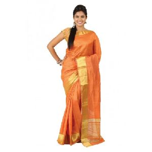 Raw Silk Indian Ethnic Saree