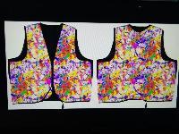 Ladies Digital Printed Vests