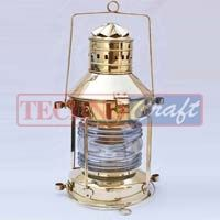 Brass Oil Lanterns