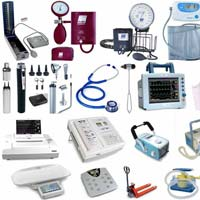 ICU Medical Equipments