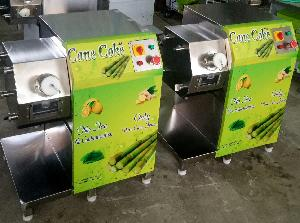 Heavy Duty Sugar Cane Juice Crusher