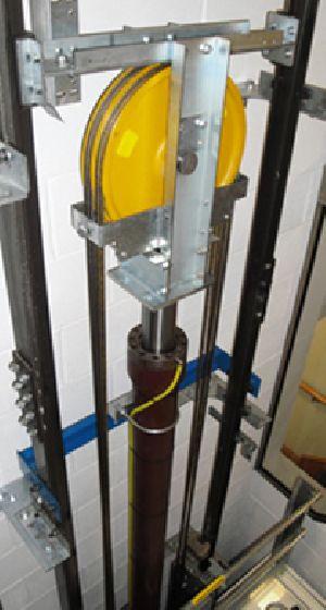 Passenger Hydraulic Elevators