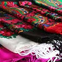 Printed Cotton Shawls