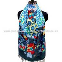 Printed Polyester Shawls