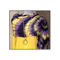 Rayon Tie Dye Shawls