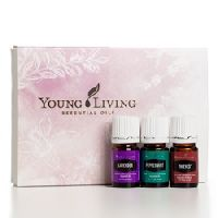 Essential Oil Basics Gift Set