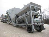 mobile concrete plants