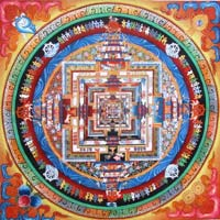 Tibetan Thangka Paintings