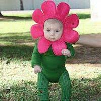 Flower Fancy Dress