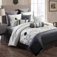Dupion Silk Bed Covers