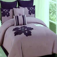 Embroidered Cotton Bed Covers