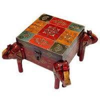 Ethnic Jewelry Boxes