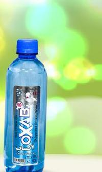 Oxygenated Drinking Water