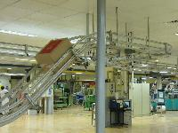 Slat Chain Conveying System