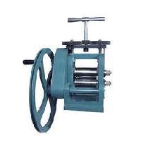 jewellery rolling machine