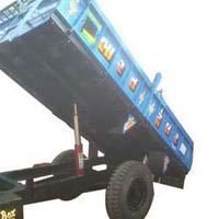 Tractor Hydraulic Trailer