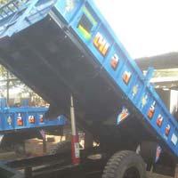 Hydraulic Tractor Trailer