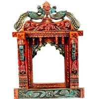 Traditional Wooden Jharokha
