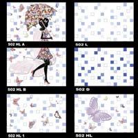 Handmade Poster Tiles