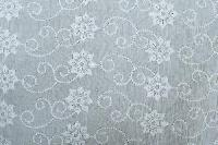 Dyeable Embroidered Fabric