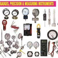 GAUGES,PRECISION & MEASURING INSTRUMENTS