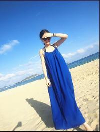 Chiffon Beach Wear