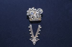 Goddess Necklace & Crown Set