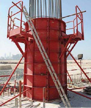 Circular Steel Column