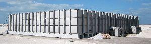 Frp Panel Type Water Tanks