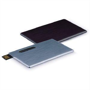 Metal Credit Card Pen Drive
