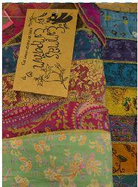 Recycled Sari Scarves