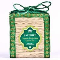 Sapphire Organic Darjeeling Green Tea
