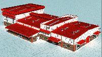Pre-engineered Buildings