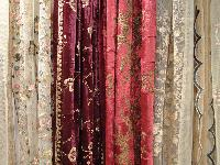Designer Hand Embroidered Curtains