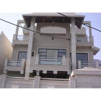 Balcony boundry railing balcony railing metallica india for Design of balcony railings in india
